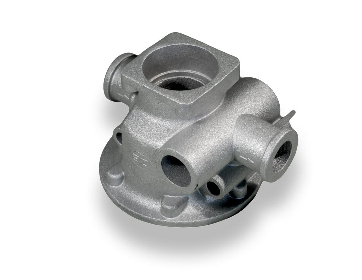 obrázek ovladaciho ventilu - hlinikovy odlitek
